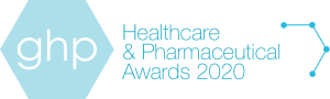 2020 Healthcare & Pharmaceutical Awards Logo