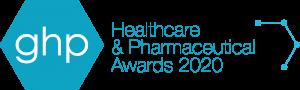 2020 Healthcare & Pharmaceutical Awards Logo