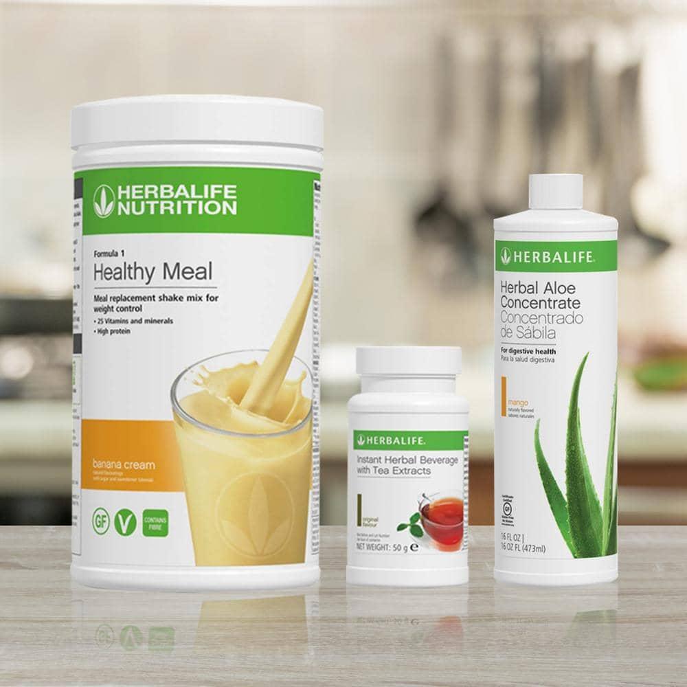 Herbalife Beginners Weight Loss Plan
